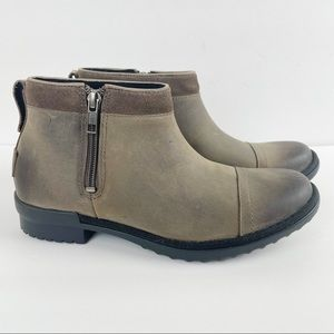 Ugg Attell Waterproof Ankle Boot